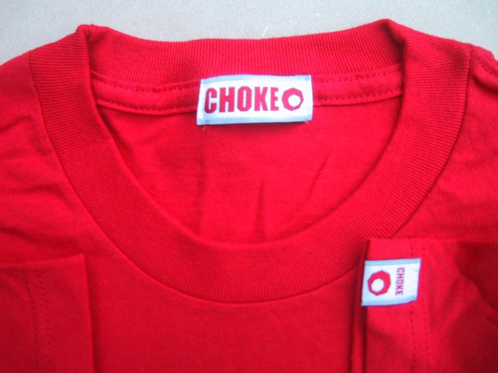 re-labelled t-shirt