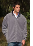 Mens corporate fleece printed or embroidered
